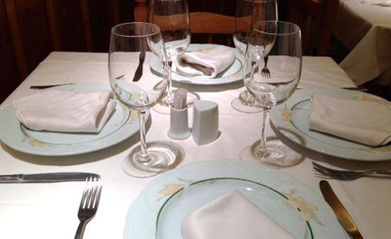 Restaurante de cocina típica asturiana en Madrid
