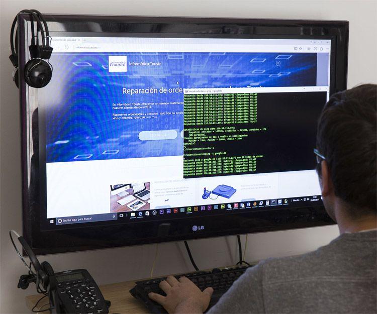 Empresa de reparación de ordenadores en Gallur