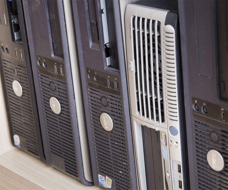 Venta de consumibles para ordenadores en Ejea de los Caballeros