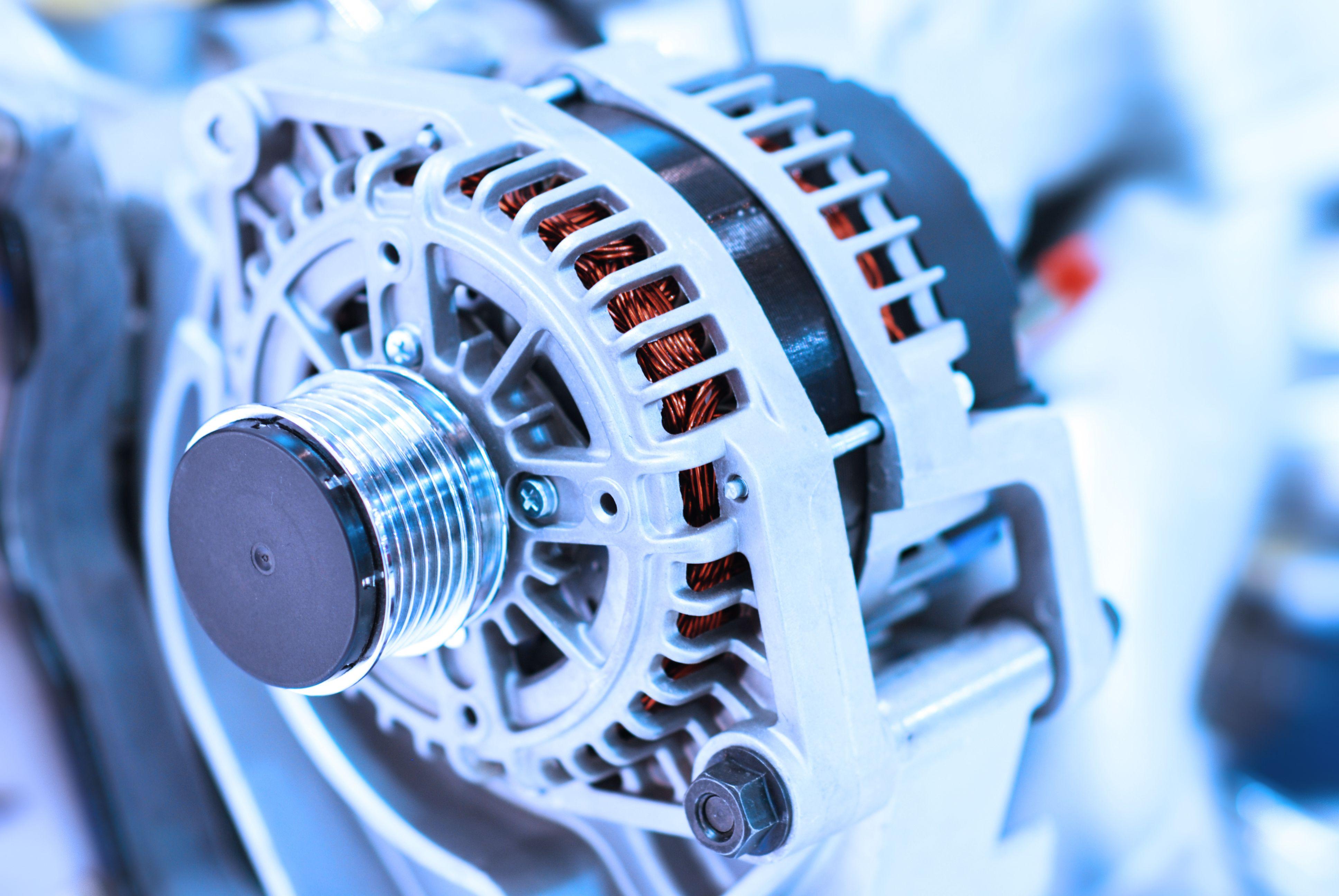 Gran variedad de motores y reductores