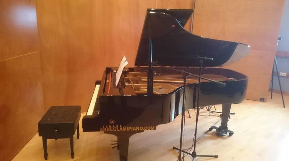 Mantenimiento de pianos