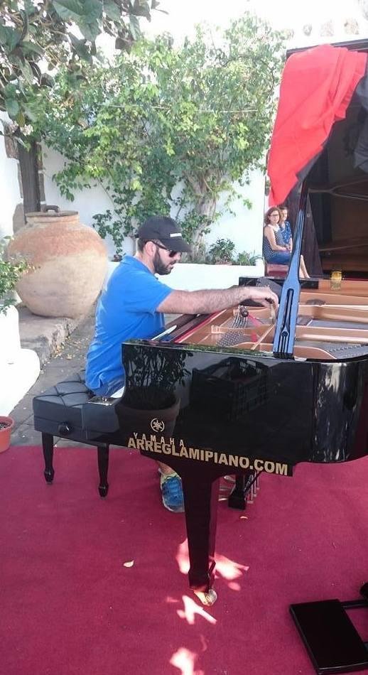 Arreglo de pianos en Las palmas