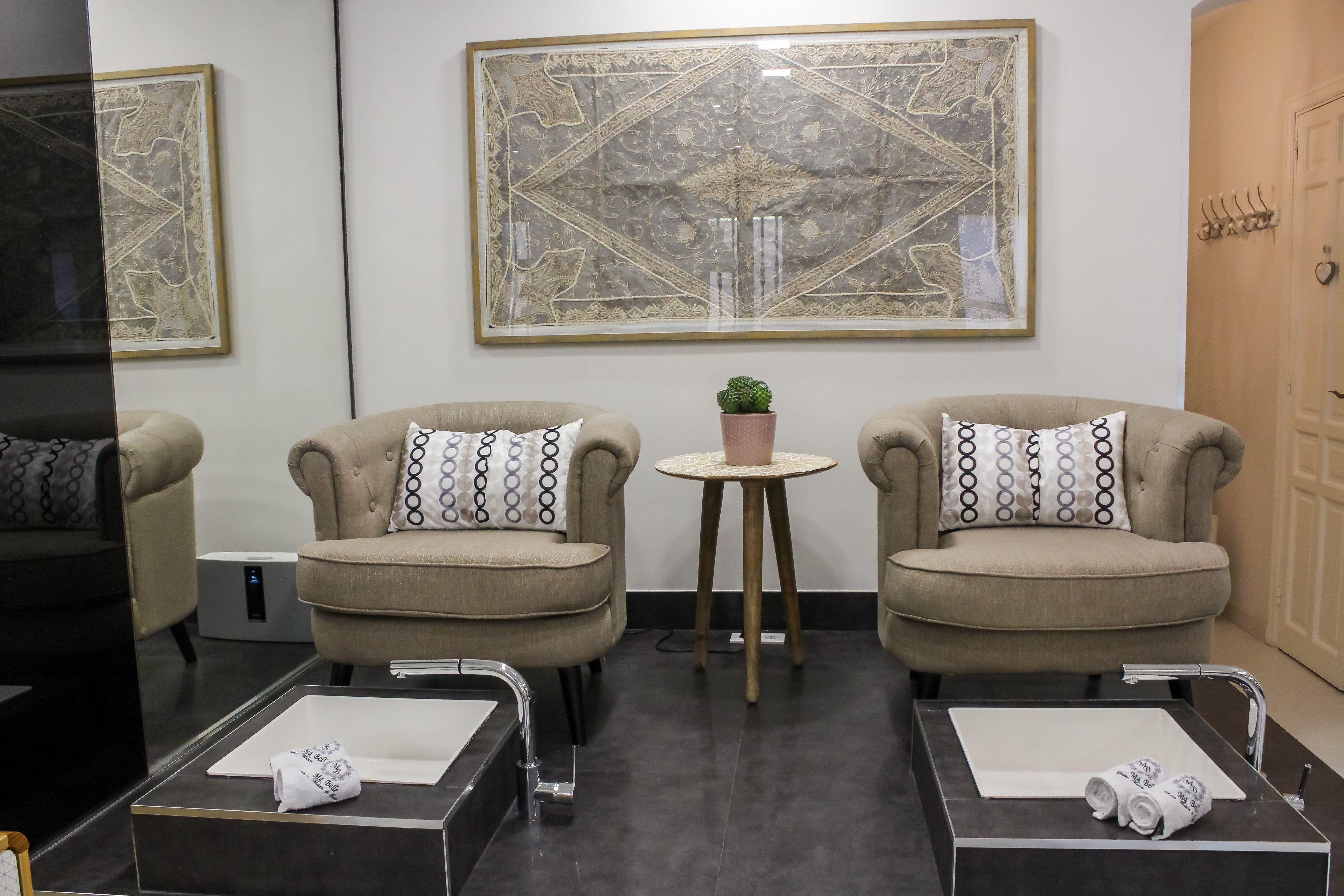 Foto 2 de Servicios de estética y peluquería en  | Ma Belle Salón