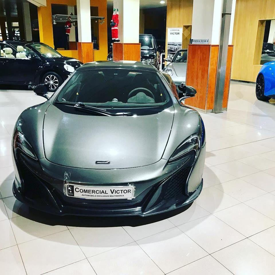 Venta de coches de lujo Lleida