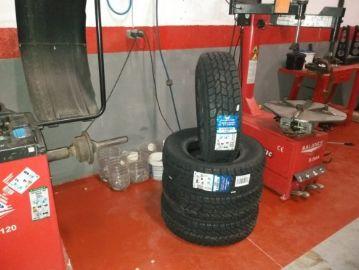 Neumáticos en Valls