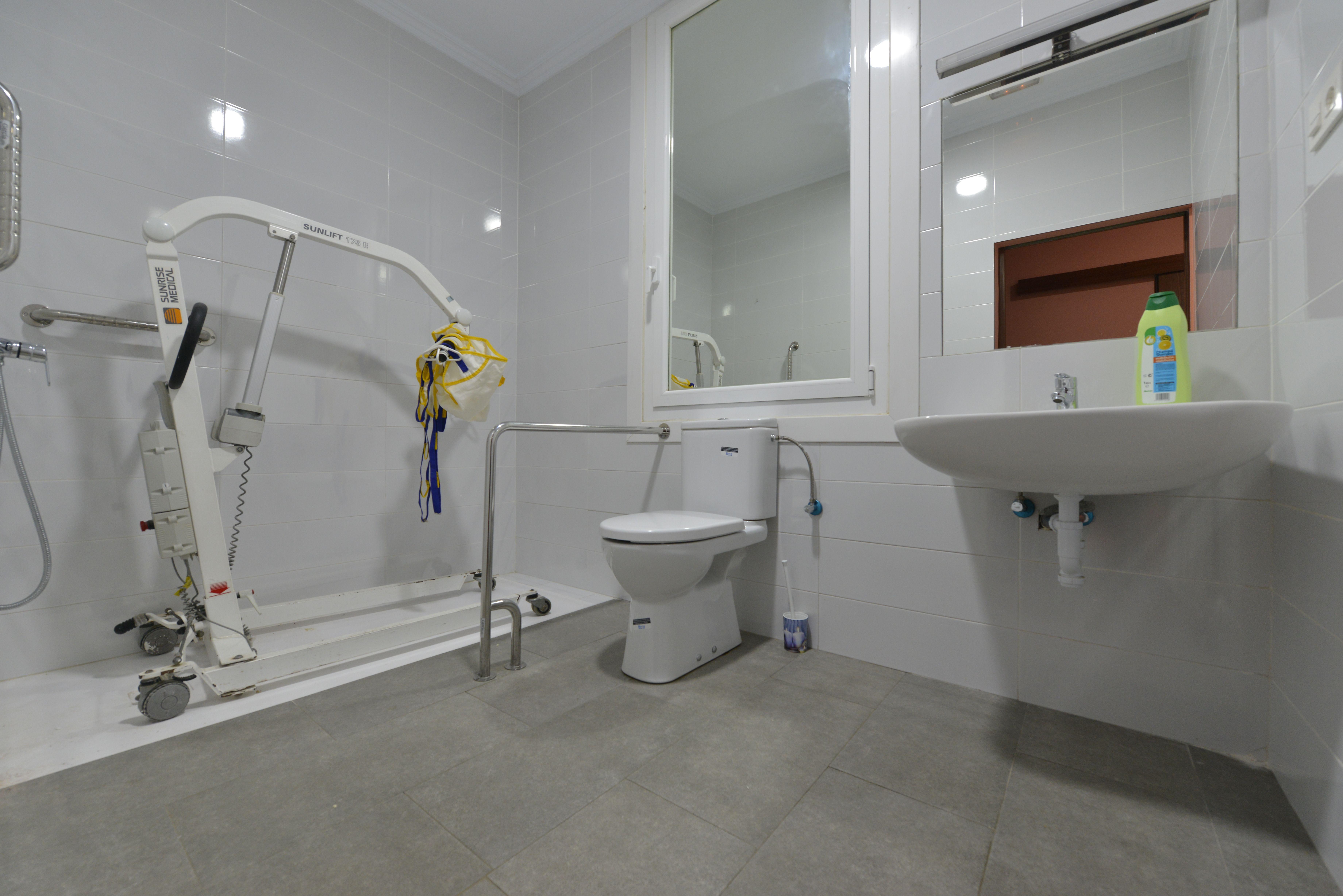 Baños adaptados a las necesidades de los mayores
