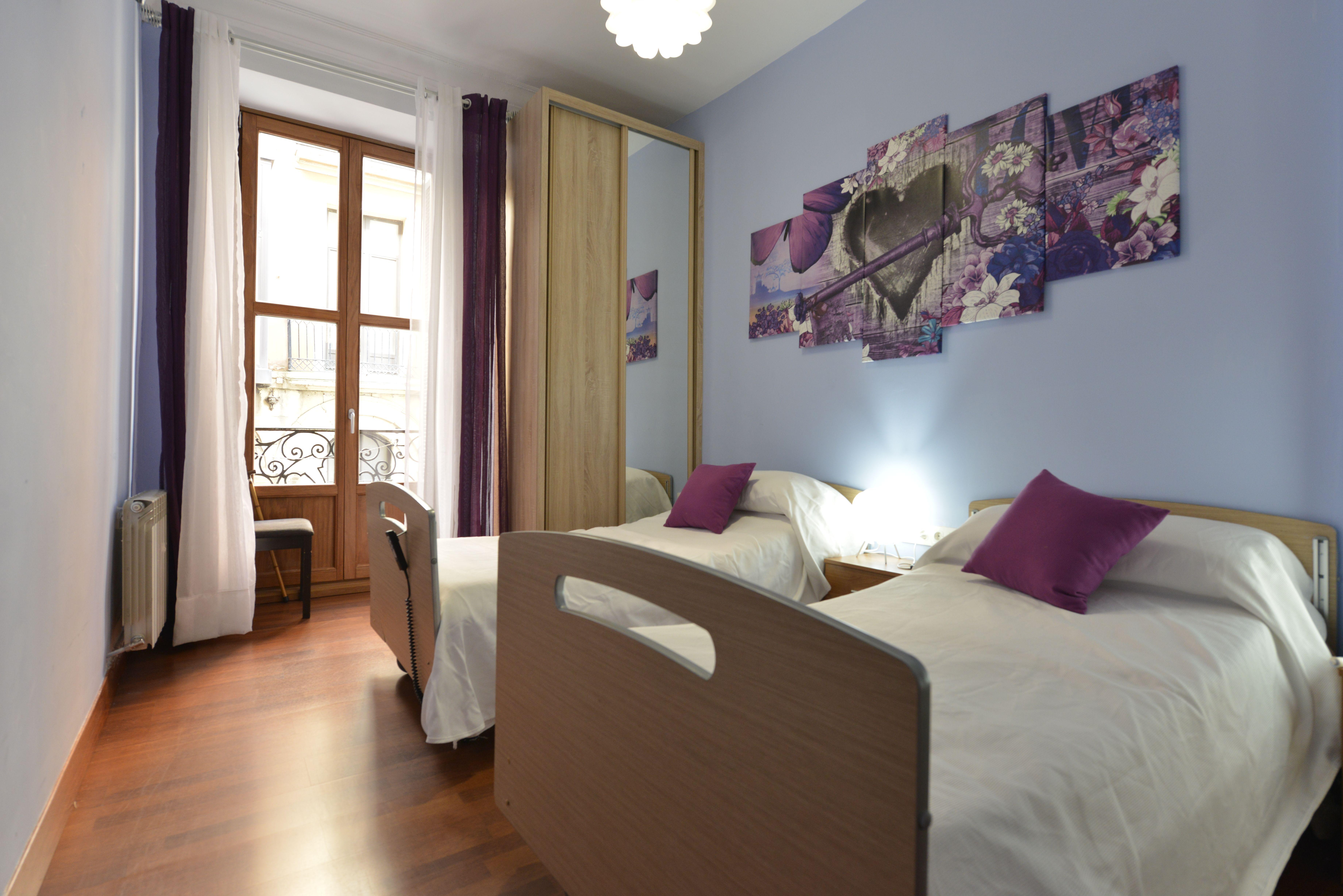 Habitaciones con camas dobles
