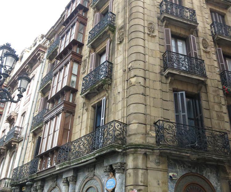 Residencia de ancianos en Bilbao