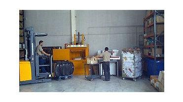 Transcoll 2003, destrucción de documentación en Mallorca
