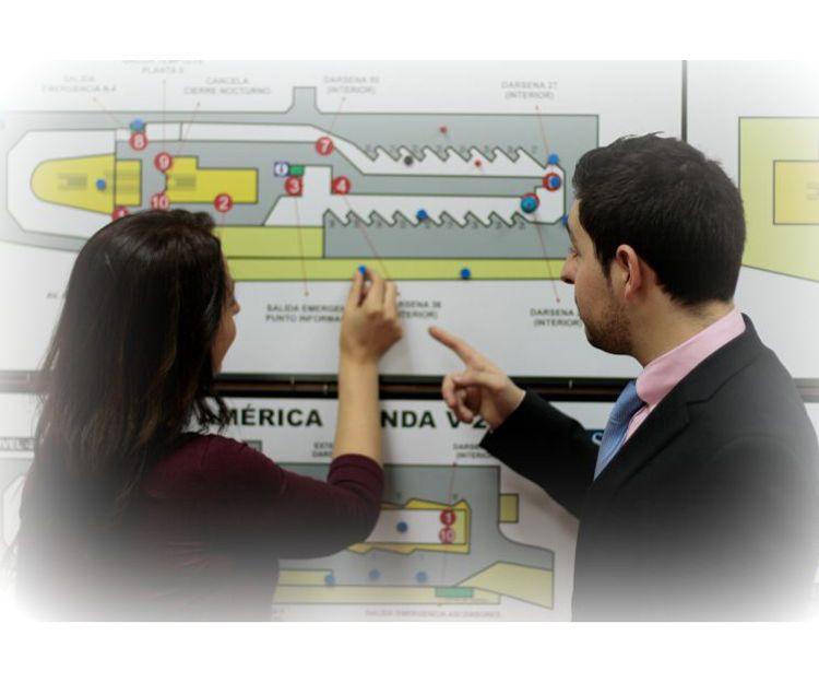 Logística operativa en seguridad privada en Madrid centro