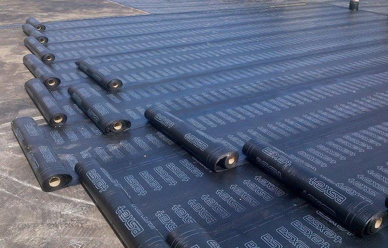 Impermeabilización de terrazas: Trabajos de Imperprotec