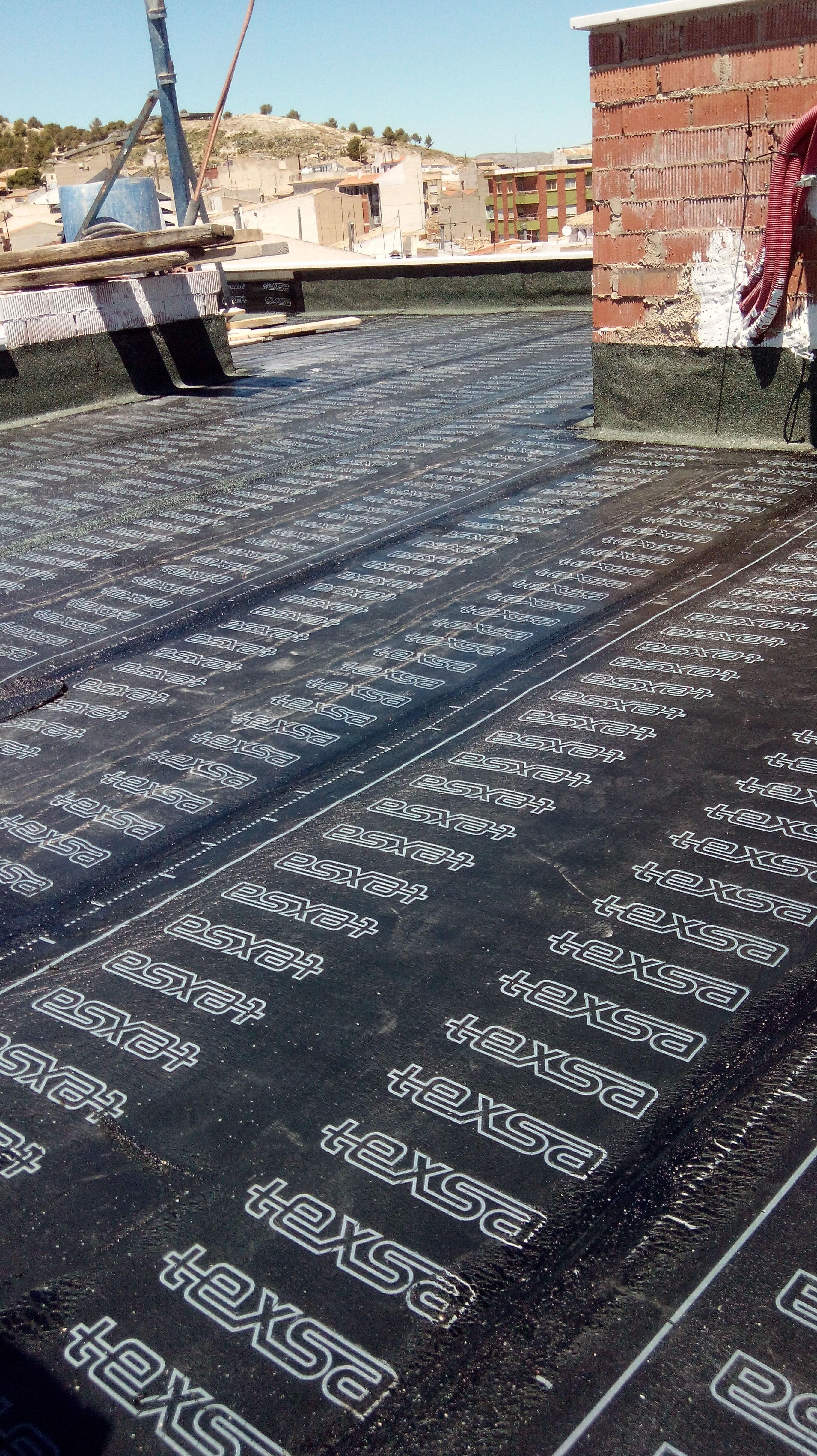 Foto 13 de Empresa de impermeabilizaciones y aislamientos en Murcia | Imperprotec