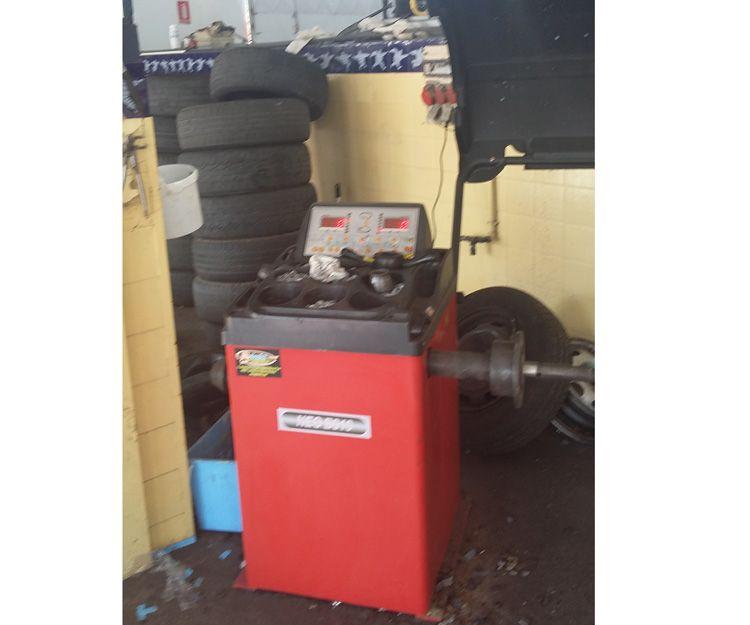 Cambio de neumáticos en Gandía