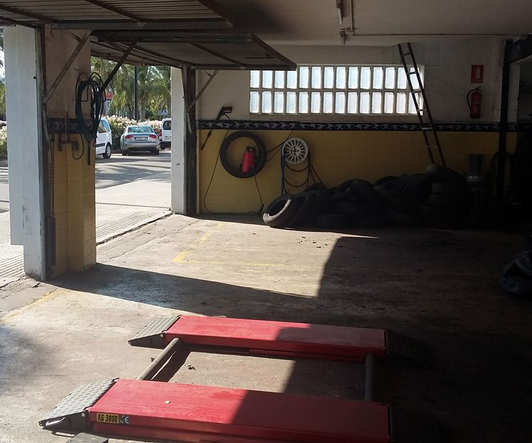 Neumáticos para furgonetas en Gandía