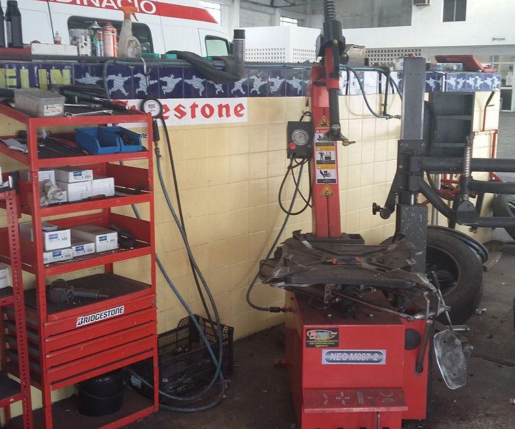 Taller neumáticos en Gandía