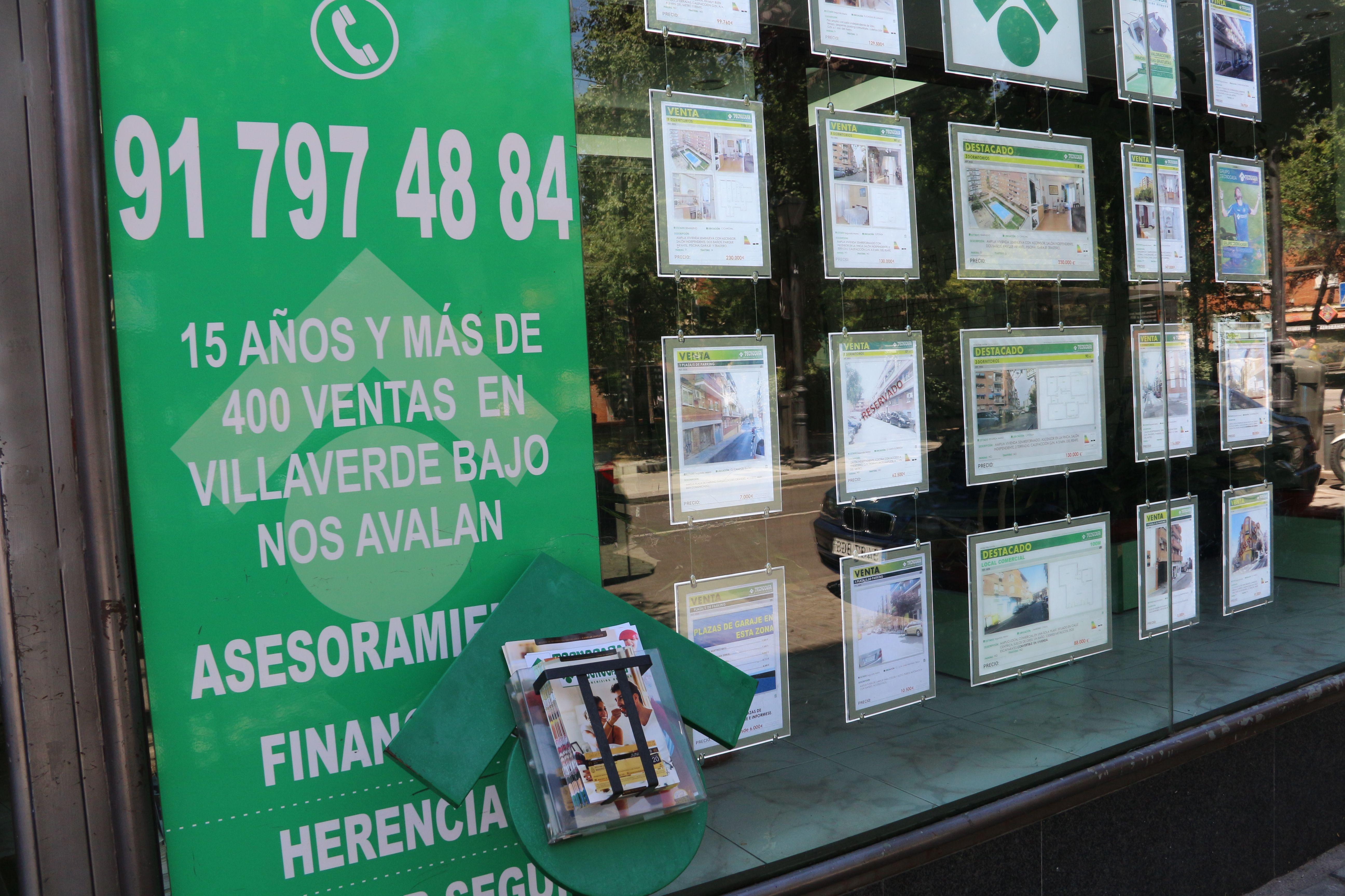 Foto 2 de Inmobiliarias en Madrid | Tecnocasa Estudio Villaverde
