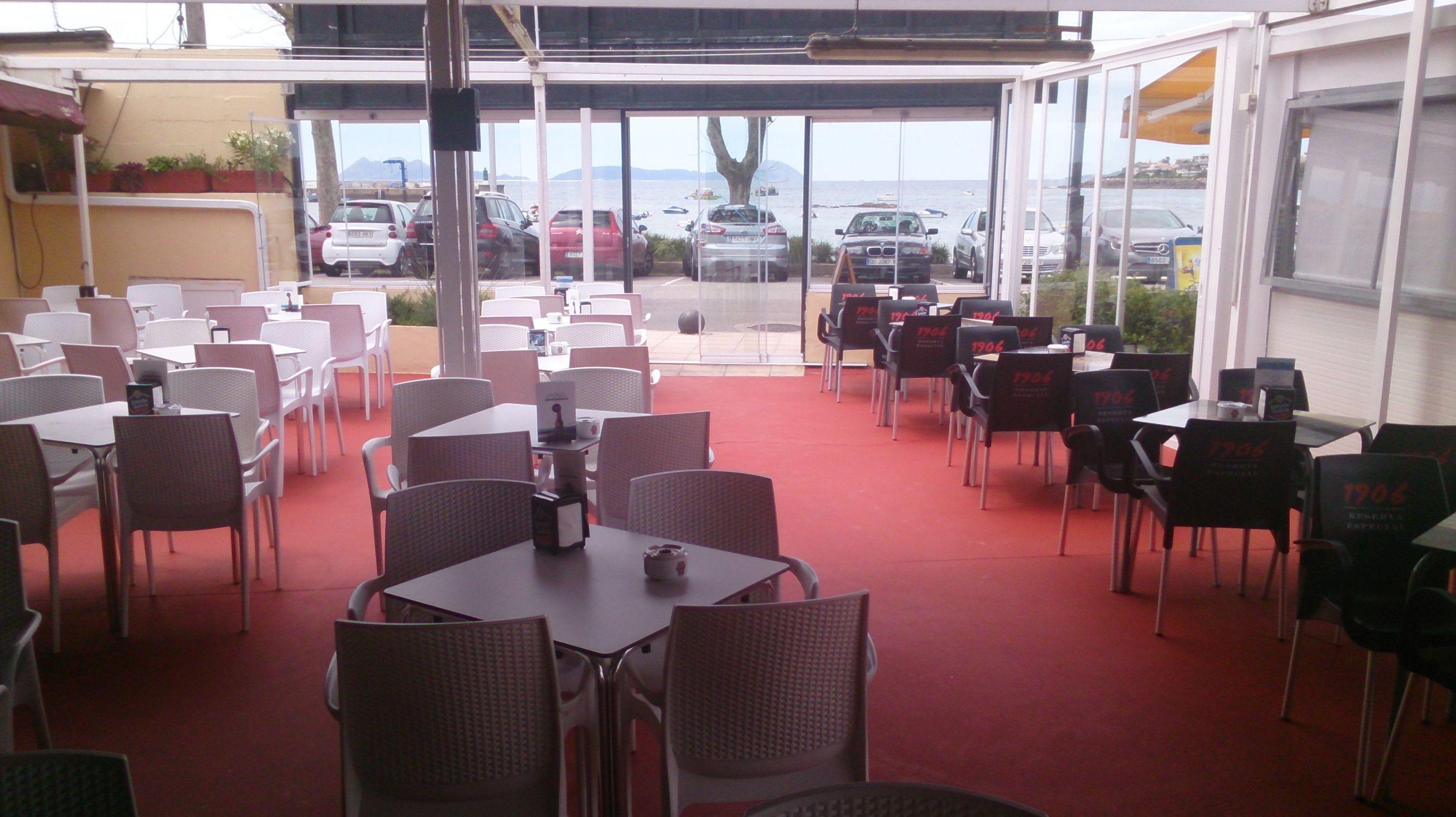 Foto 7 de Restaurante en vigo | Ondas de Canido