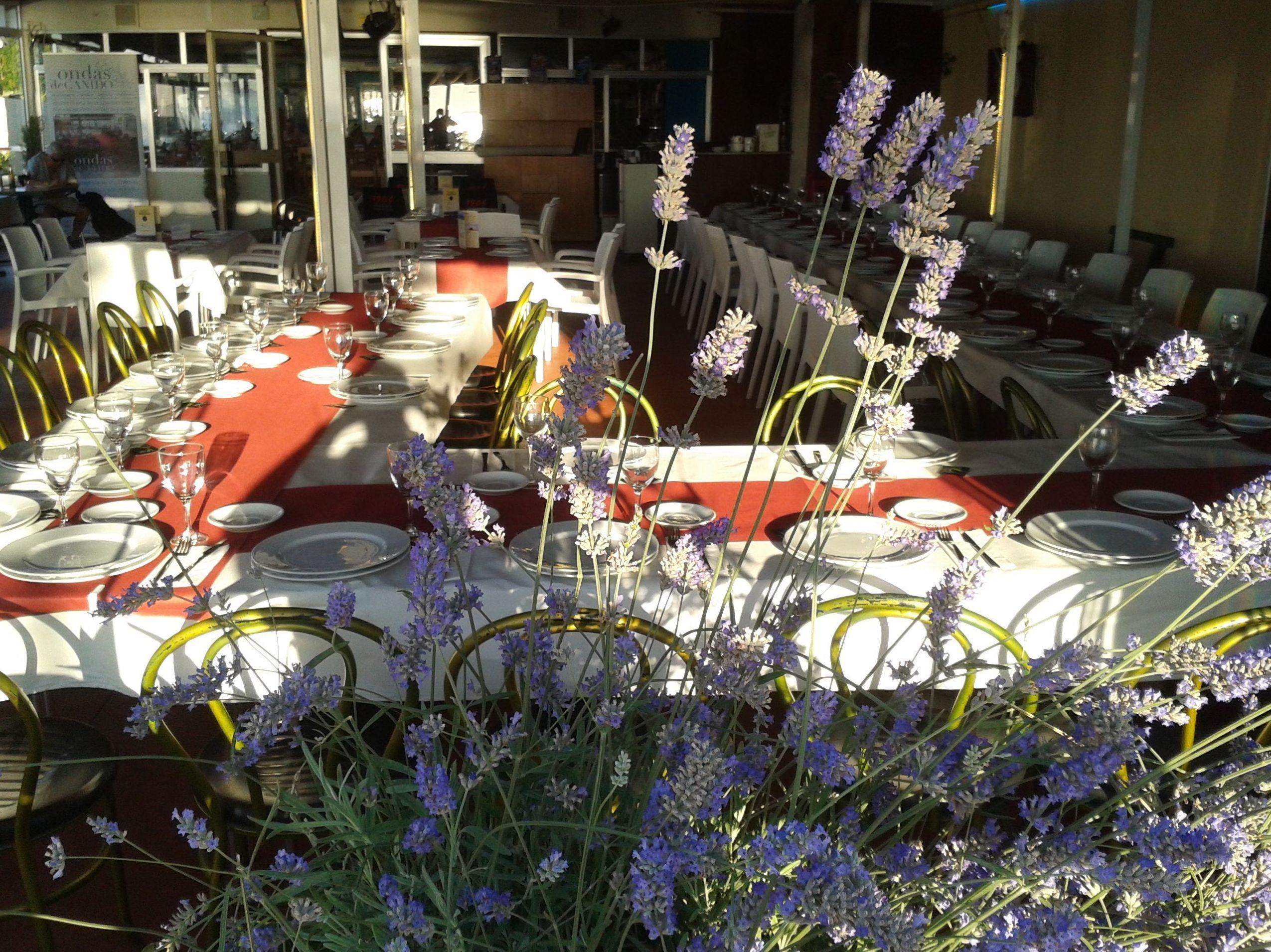 Foto 10 de Restaurante en vigo | Ondas de Canido