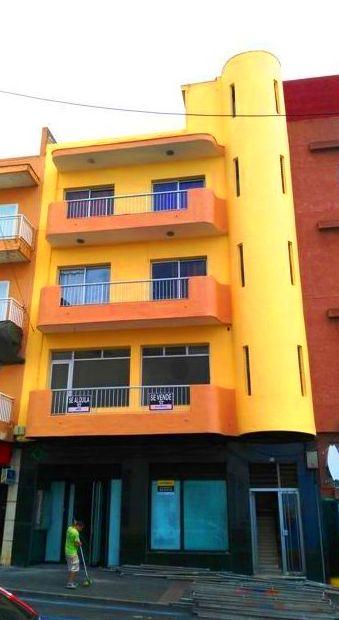 Pintura de fachadas.