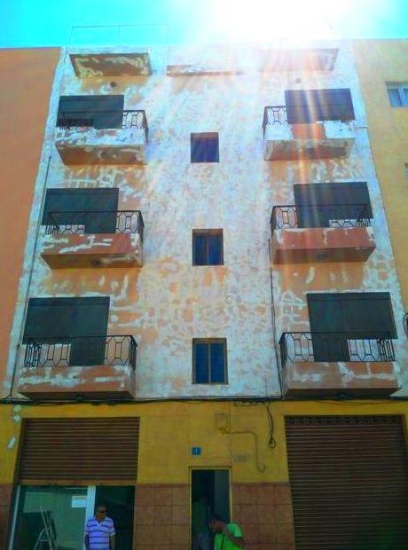 Pintura de fachada Cardonal.