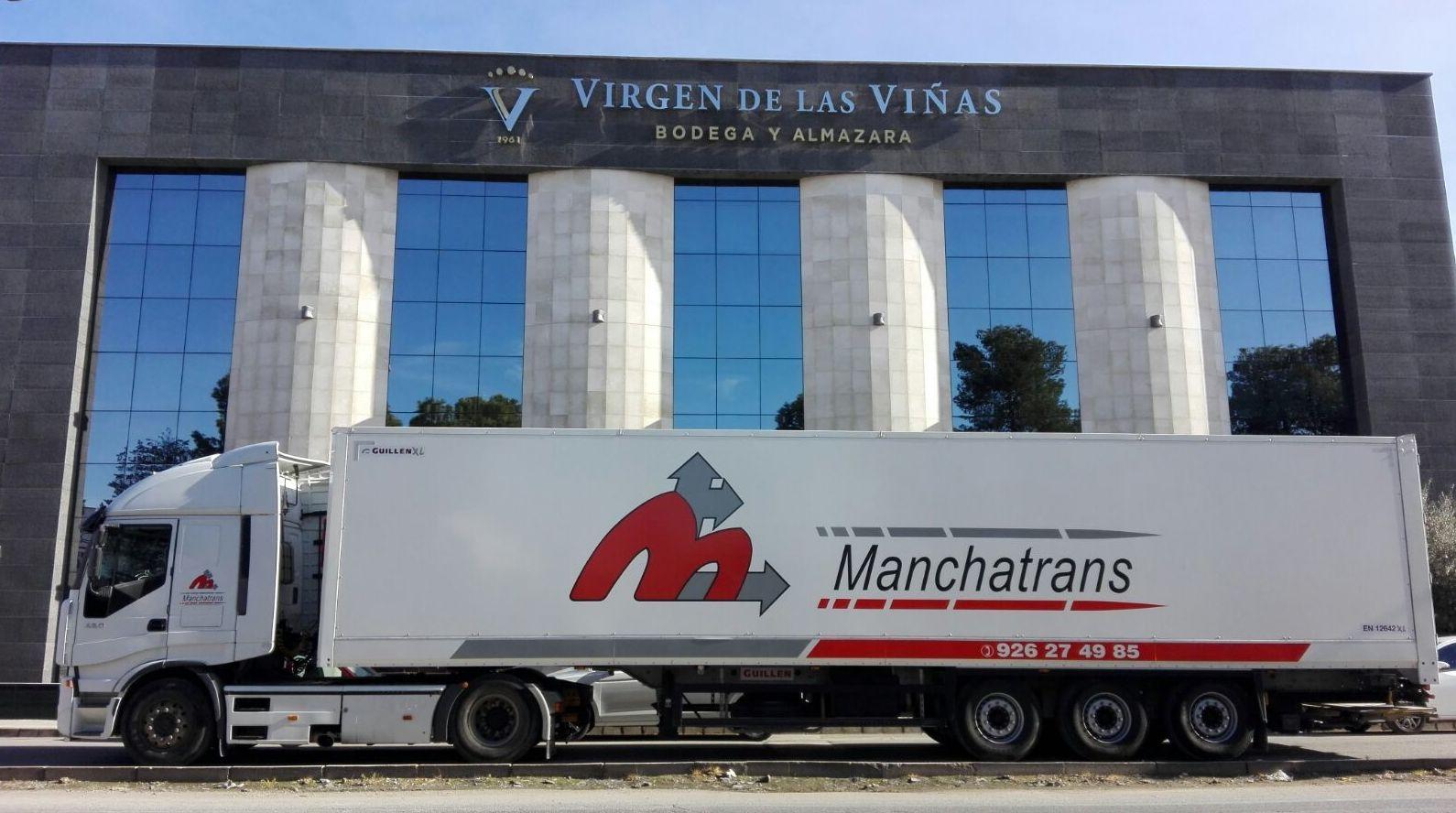Foto 6 de Transporte de mercancías por carretera, mar y aire en Ciudad Real | Manchatrans