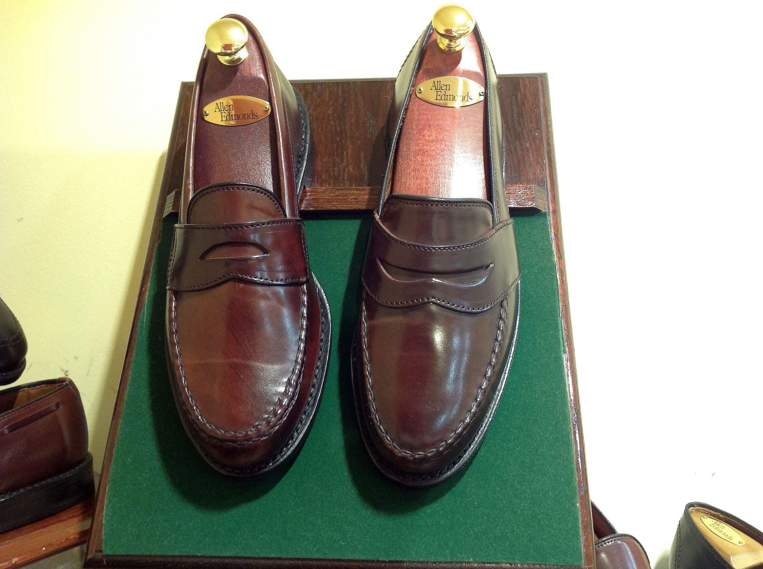 Zapatos Allen Edmonds en Madrid