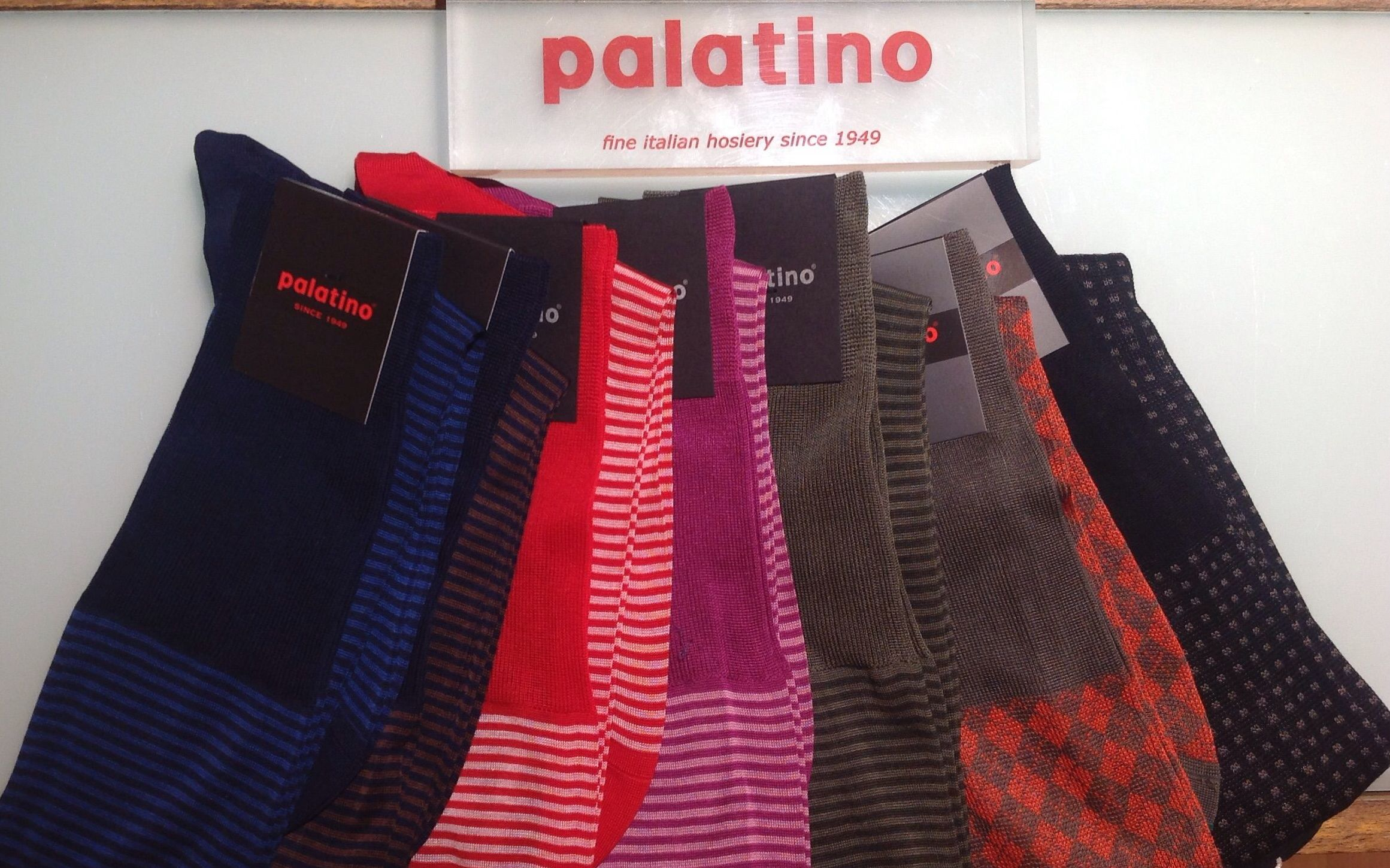 Calcetines Palatino (Made in Italy): Productos de Tubet Zapateros