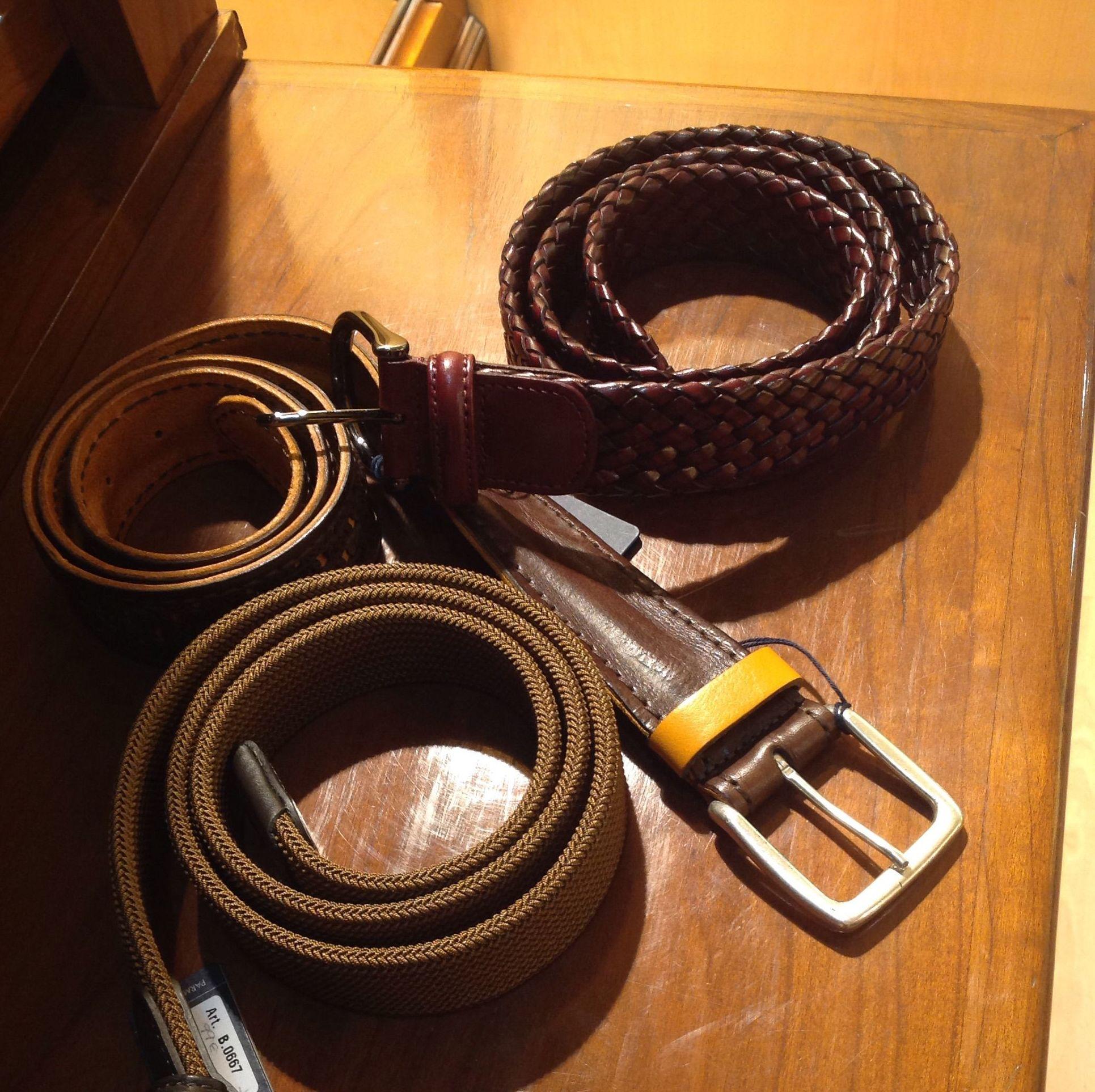 Cinturones Clásicos y Sport
