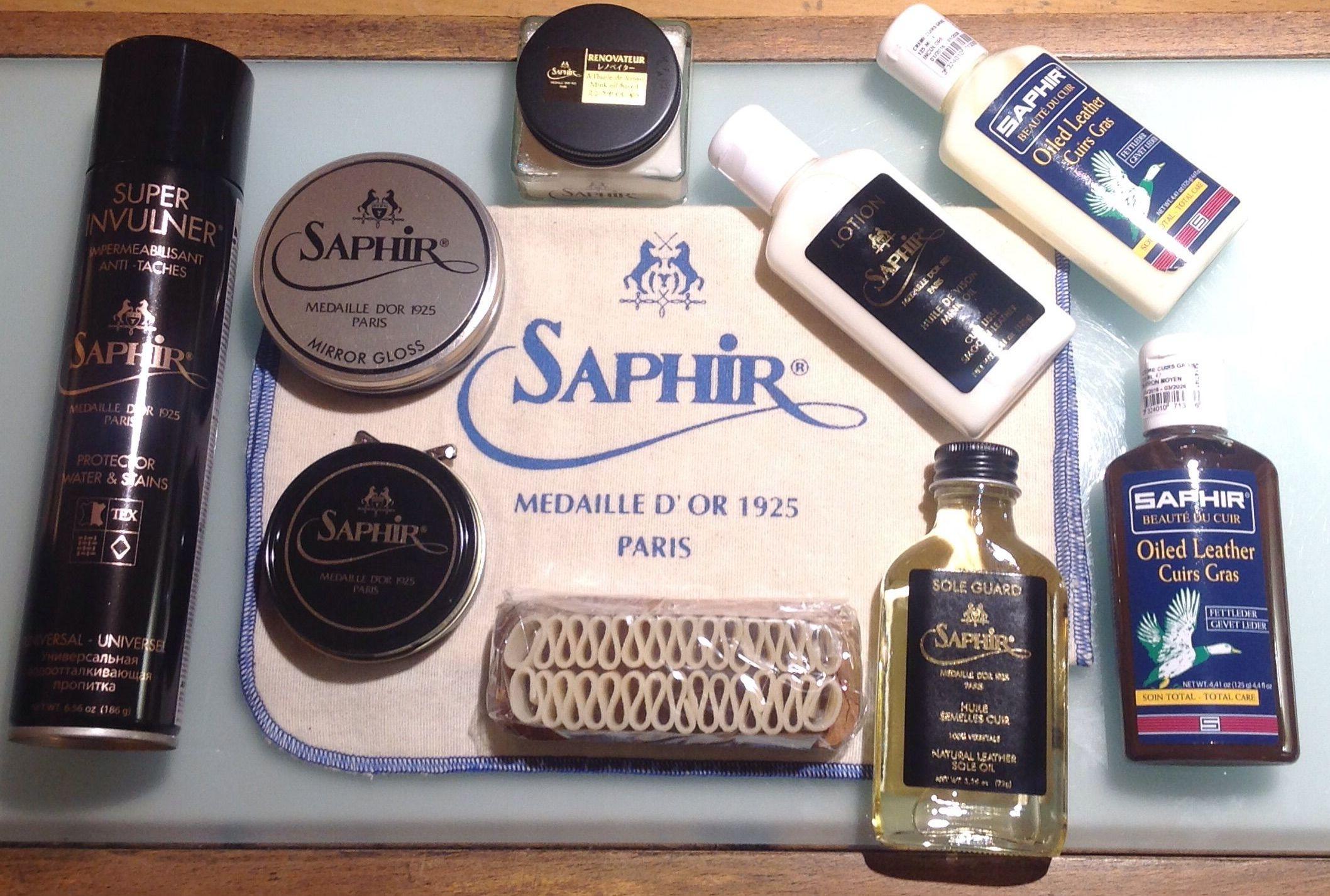 Accesorios Allen-Edmonds y Saphier (Medalla de Oro): Productos de Tubet Zapateros
