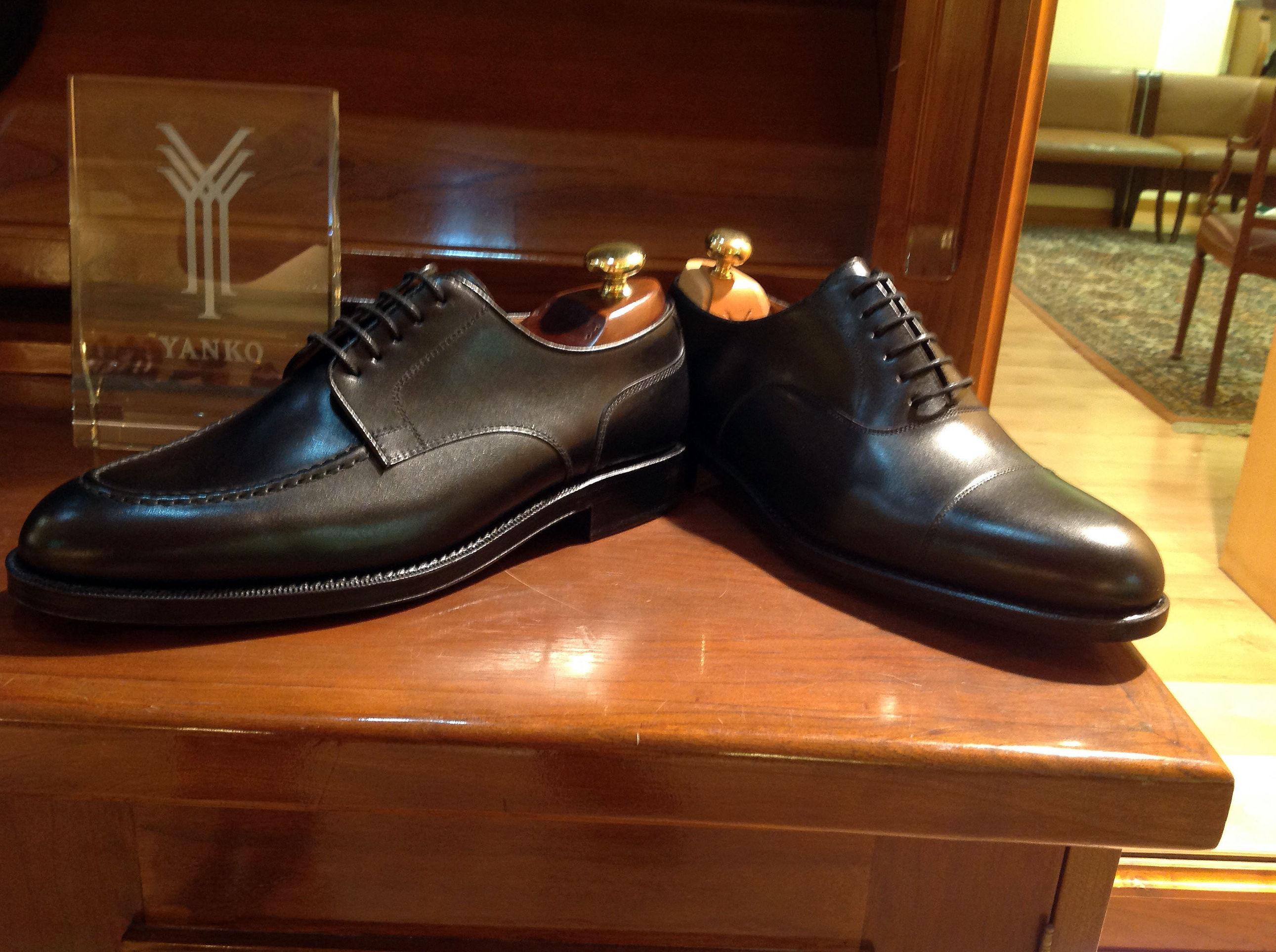 Zapatos Yanko en el barrio de Salamanca