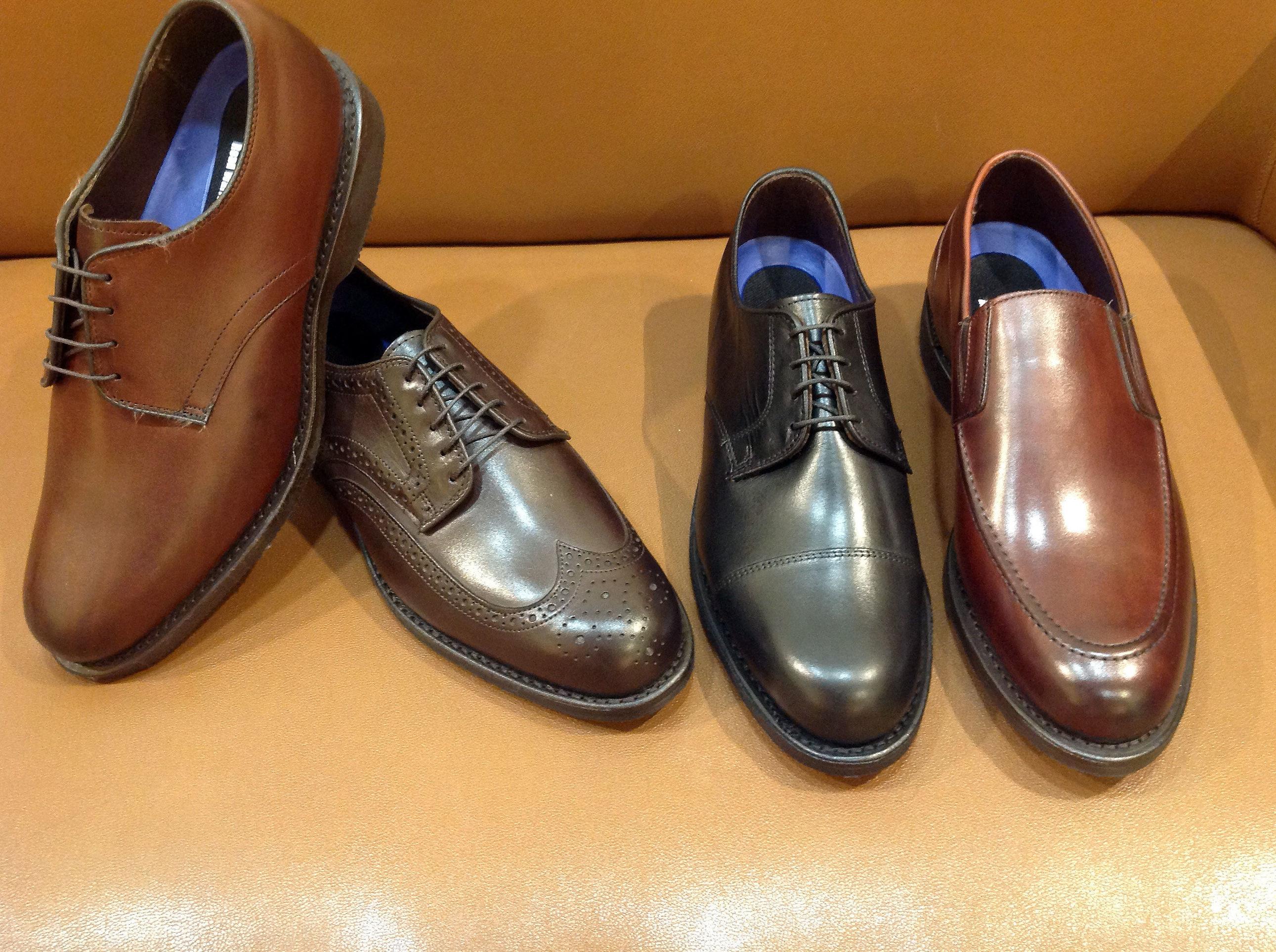 Zapatos de calidad para caballero en Madrid