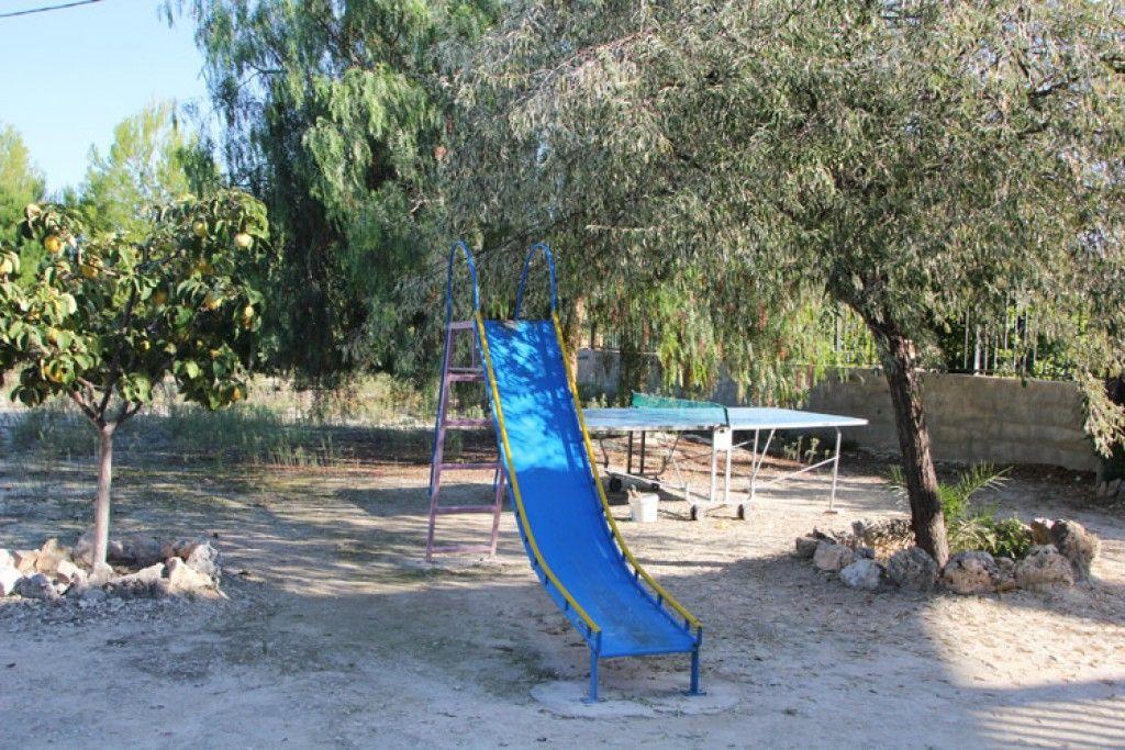 Parque para los más pequeños