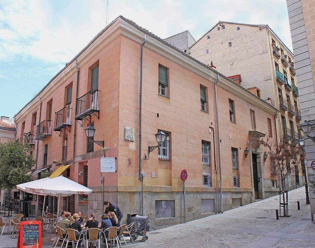 Restaurante de cocina canaria en Madrid