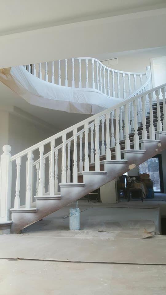 Pintado de escaleras