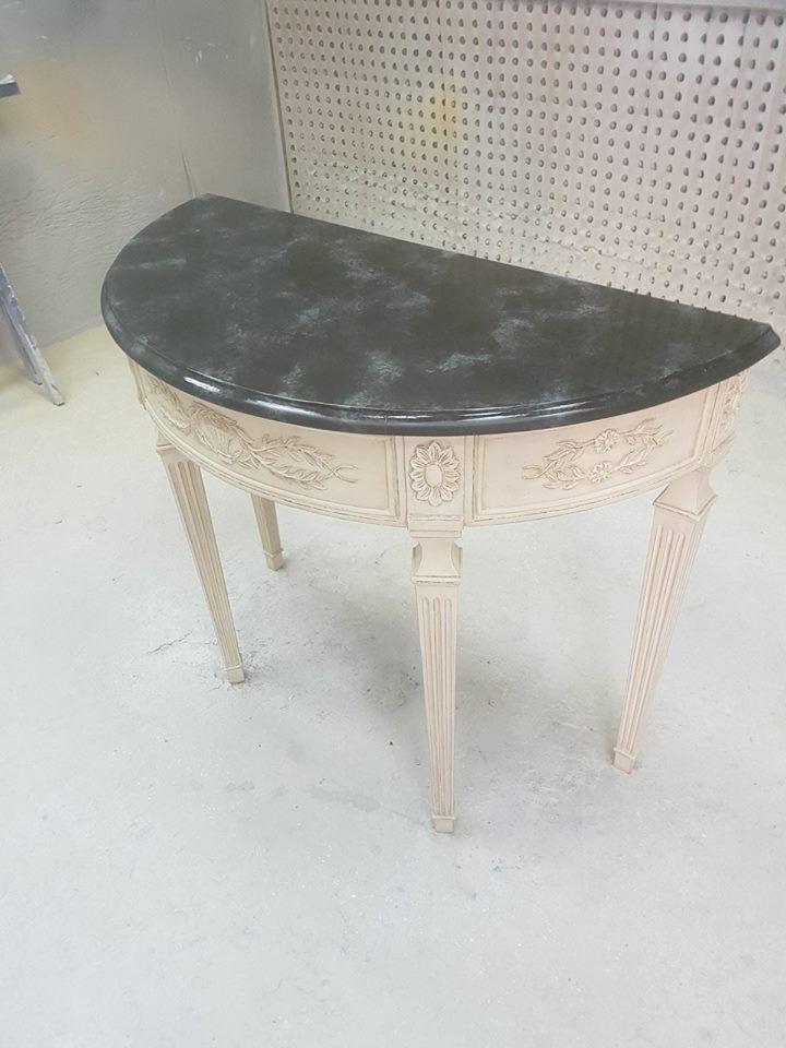 Pintado de muebles antiguos