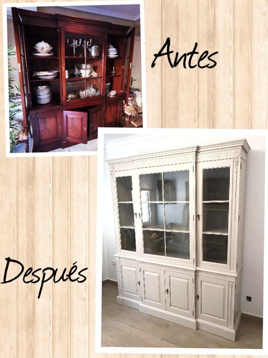 Foto 2 de Pintado, barnizado y lacado de muebles en  | DRM Siglo XXI