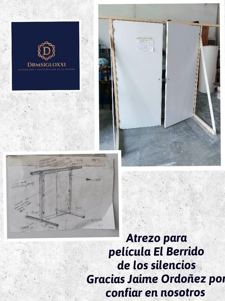 Foto 9 de Pintado, barnizado y lacado de muebles en    DRM Siglo XXI