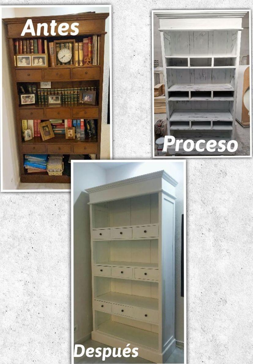 Foto 5 de Pintado, barnizado y lacado de muebles en  | DRM Siglo XXI