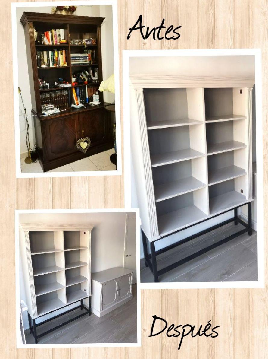 Foto 3 de Pintado, barnizado y lacado de muebles en  | DRM Siglo XXI