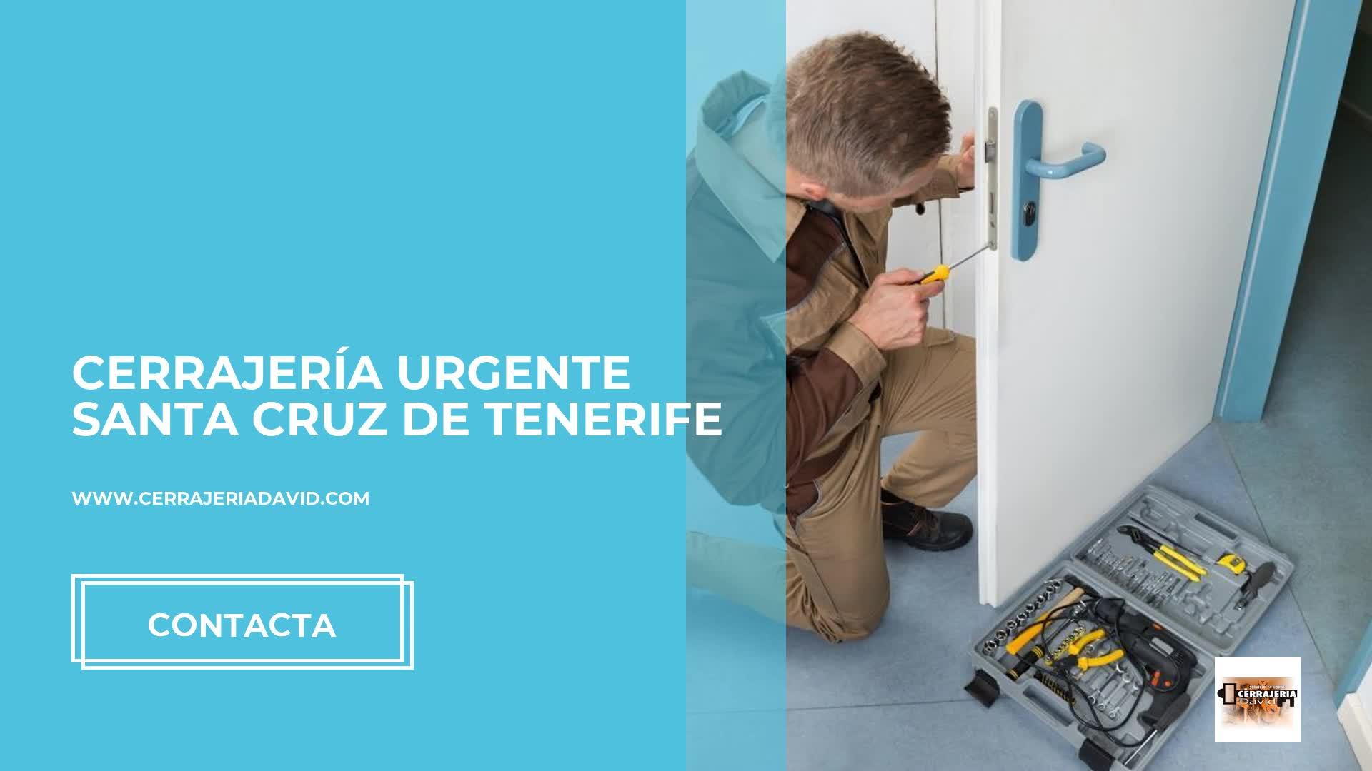 Cerrajería Urgente En Santa Cruz De Tenerife Cerrajería David