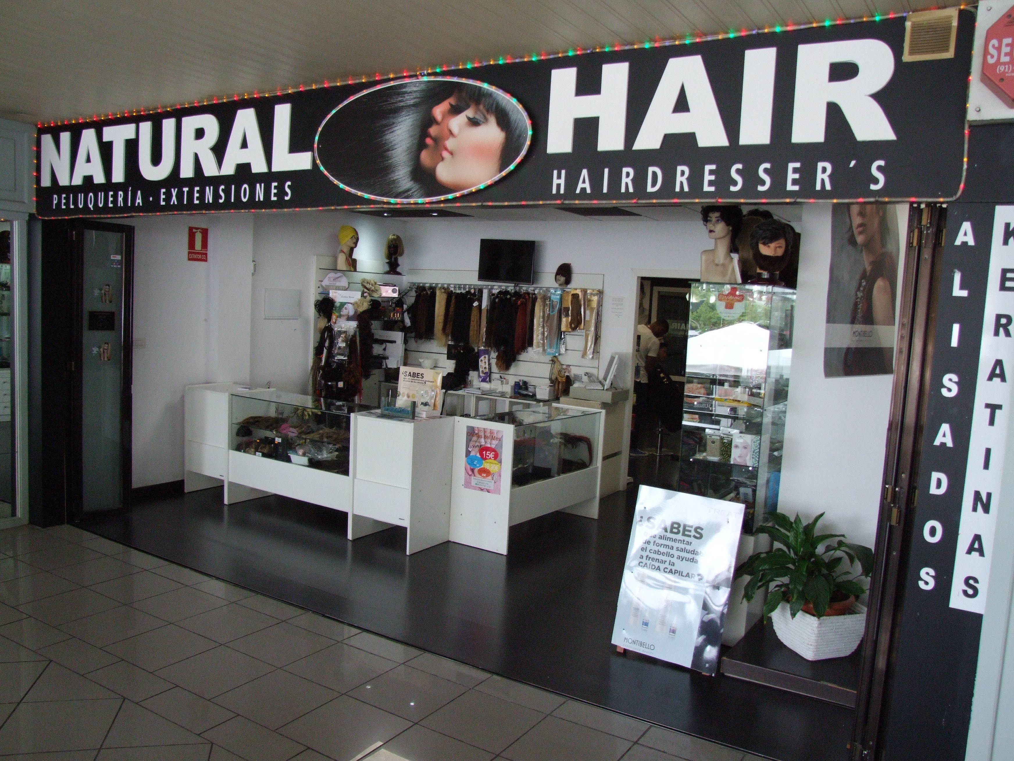 Hairdressing center in Tenerife