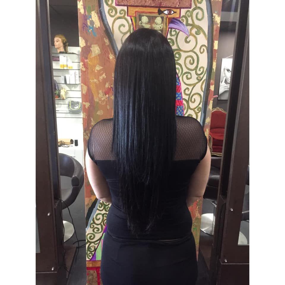 Hair extensions Tenerife