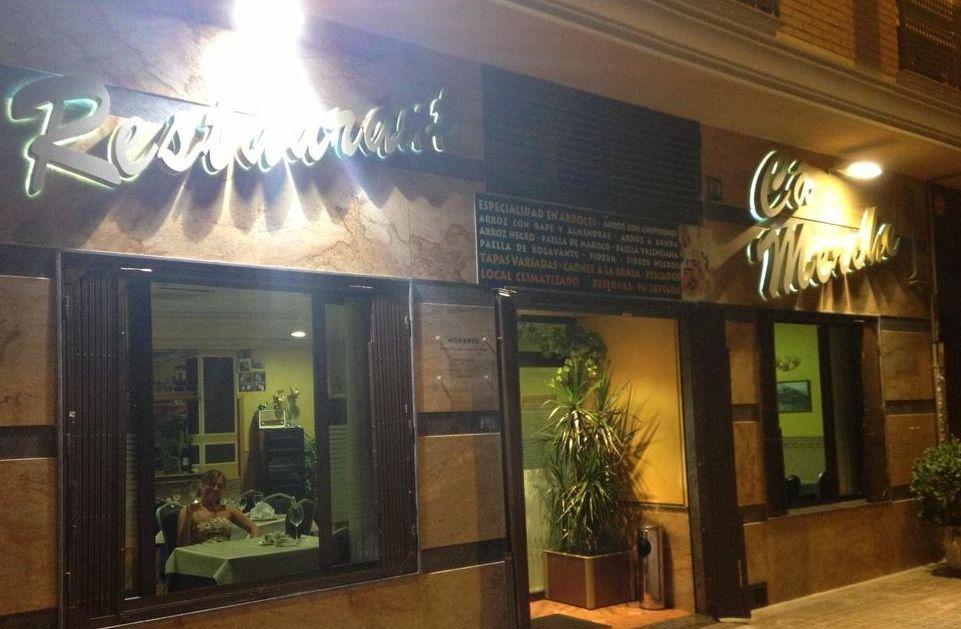 Restaurante Arroceria Ca Merche Sagunto