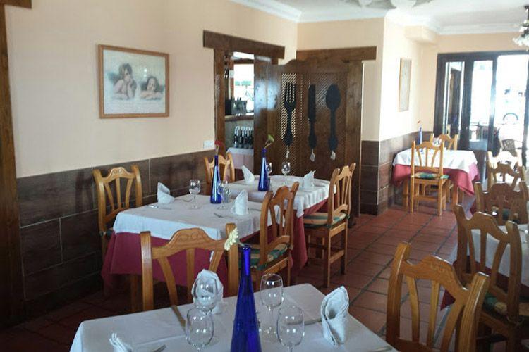 Restaurante con ambiente agradable y buena comida en Lanzarote
