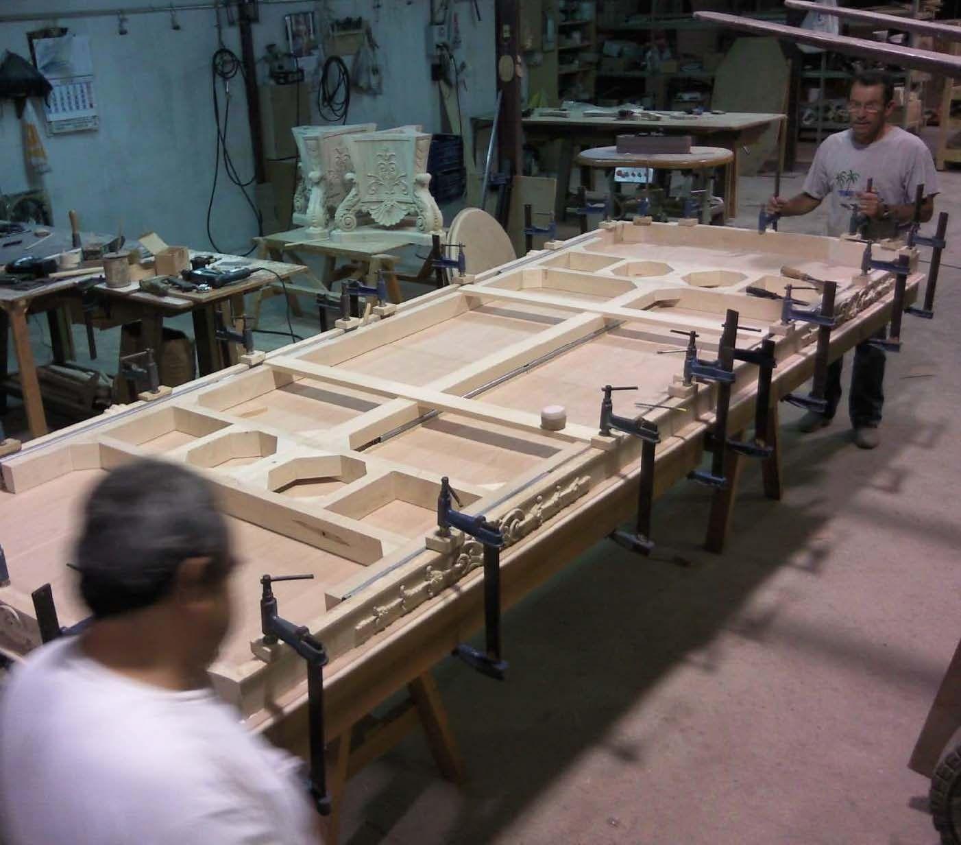 Taller de carpintería en Valencia
