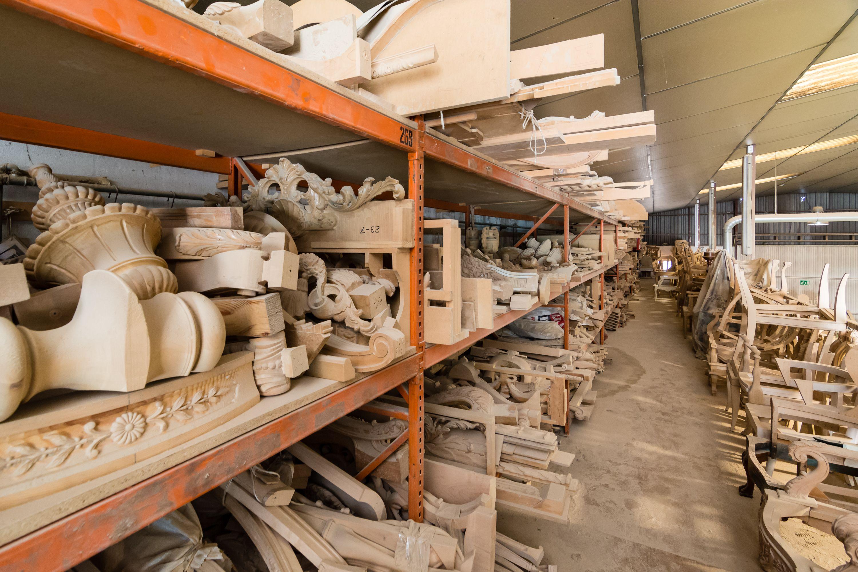 Muebles hechos a mano en Valencia