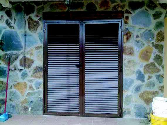 Foto 29 de Carpintería de aluminio, metálica y PVC en Valdemoro | Cerrajería Dugaval