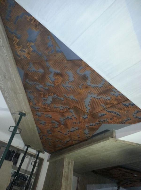 Techo decorativo: Cerrajería de Cerrajería Dugaval