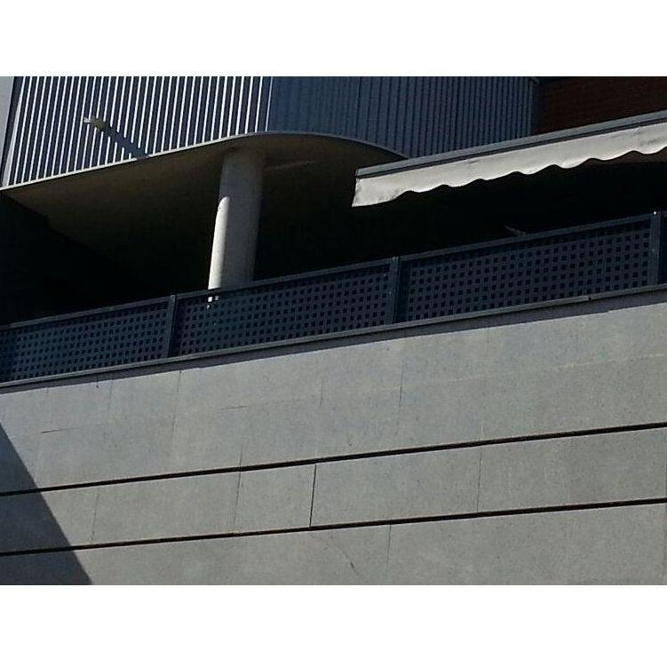 Vallado perimetral: Cerrajería de Cerrajería Dugaval