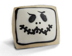 Galleta calavera